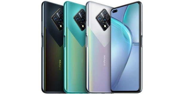Infinix Zero 8i正式发布:90Hz刷新率+48MP主摄,售价约1400元