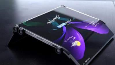 三星Z Dual Fold手机曝光:采用双开折叠屏设计