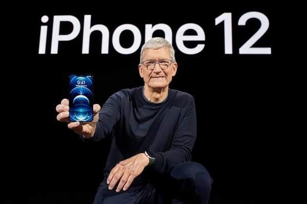 杜蕾斯文案又上热搜,这次蹭的是iPhone12