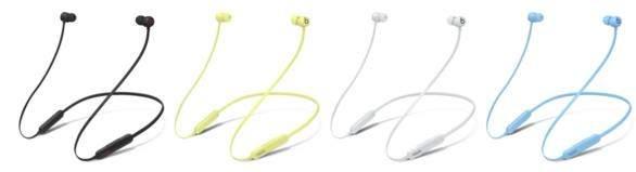 苹果推出Beats Flex,支持一键配对功能价格399元
