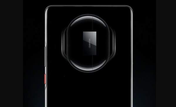 华为Mate40全系长挖孔屏,后置摄像头
