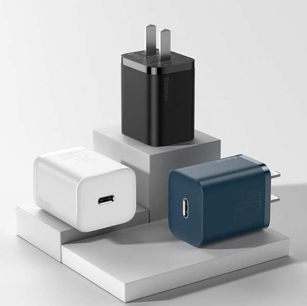 iPhone12不配备充电器,倍思推出20W超级快充