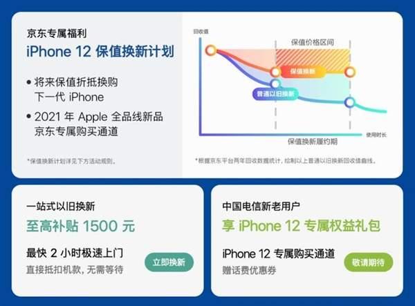 iPhone12/pro预售开启,京东一秒就被抢完!