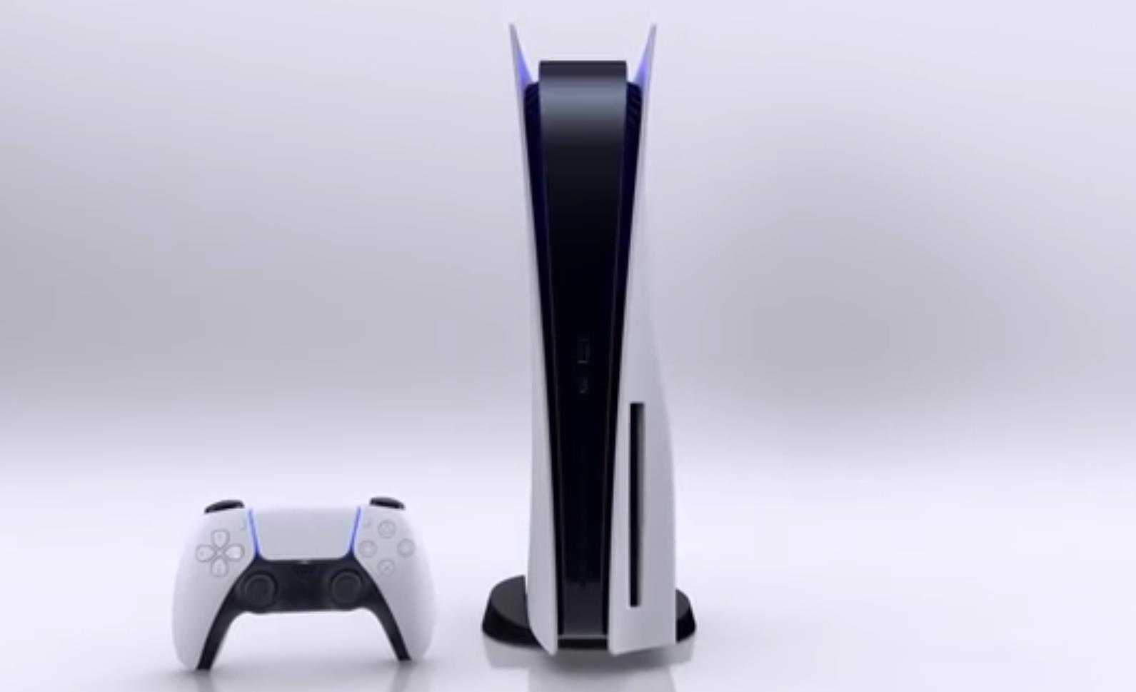 索尼PS5主机官方介绍,足可预窥11月上市PS5真面目