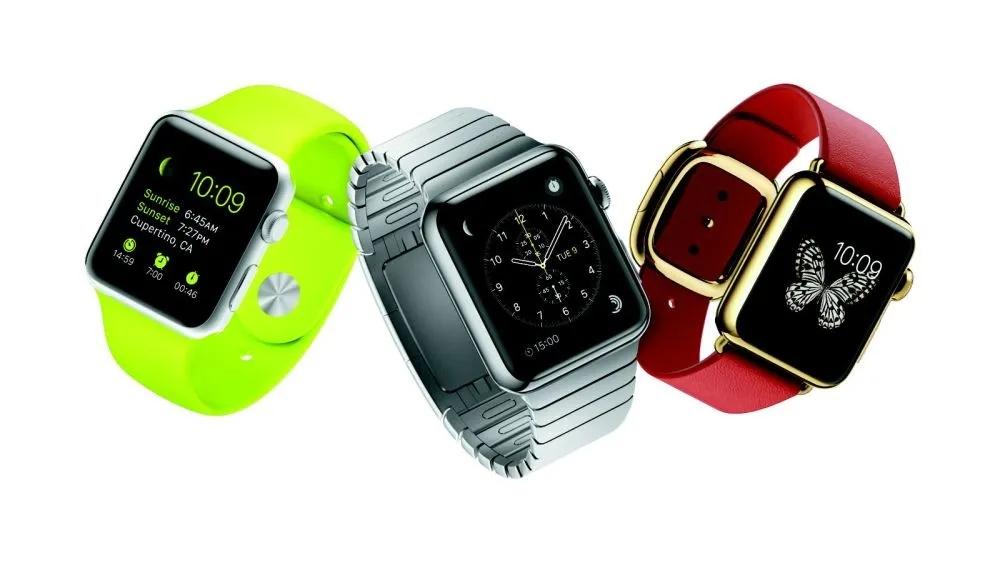 Apple Watch Series6红色版本表带已开售