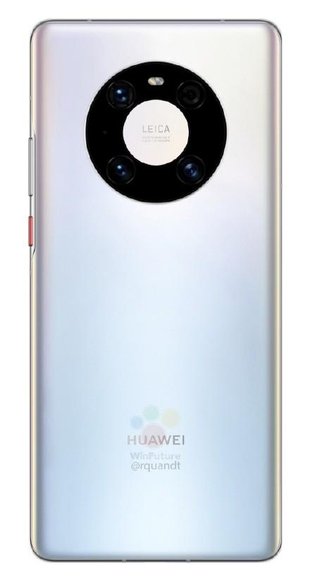 华为mate40/40pro第三方手机壳已到货,网友:圆环怎么设计