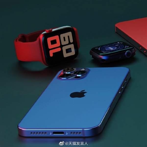 iPhone12营销预热?天猫已删除iPhone12抽奖微博