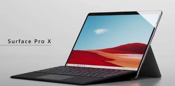Surface Pro X新款宣布:搭载SQ2处理惩罚器,新增铂金配色