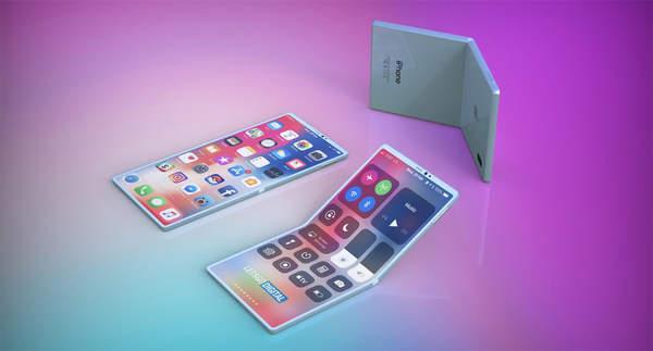 苹果最新专利曝光,可自愈的折叠iPhone