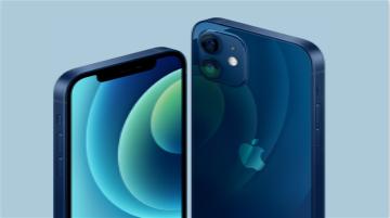 iPhone12蓝色版真机上手视频曝光,与海军蓝差别很大