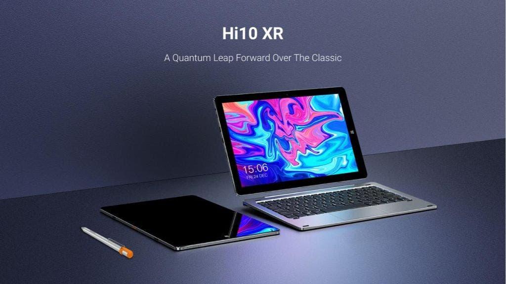 驰为Hi10 XR正式发布:采用英特尔N4120处理器