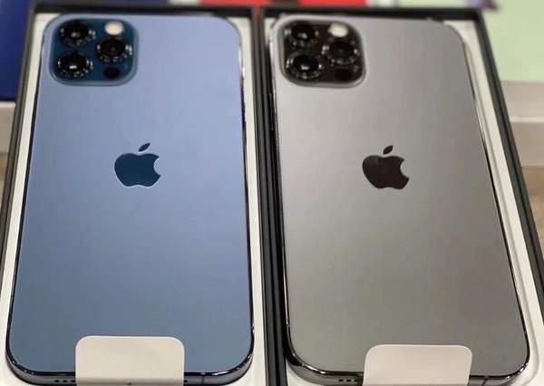 iPhone12Pro国行版石墨色开箱视频,