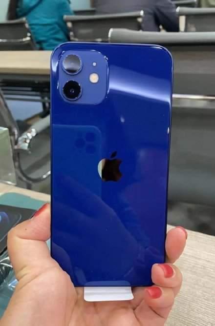 iPhone12蓝色开箱被吐槽,iPhone12蓝色口碑翻车