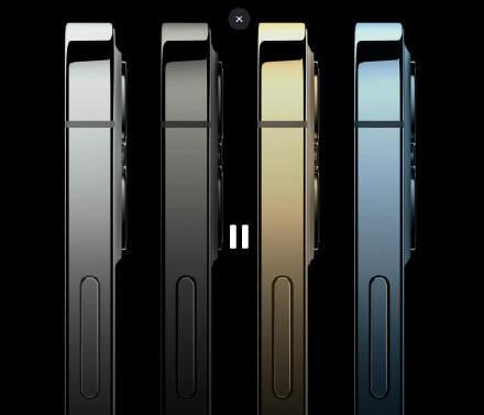 iPhone12 Pro银色版真机亮相!