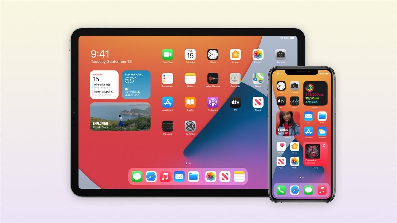 iOS14.2内置新壁纸下载-iOS14.2高清原生壁纸一览