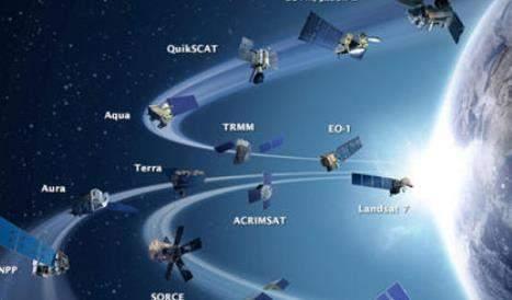 美国将在月球建4G网络,诺基亚和NASA携手合作