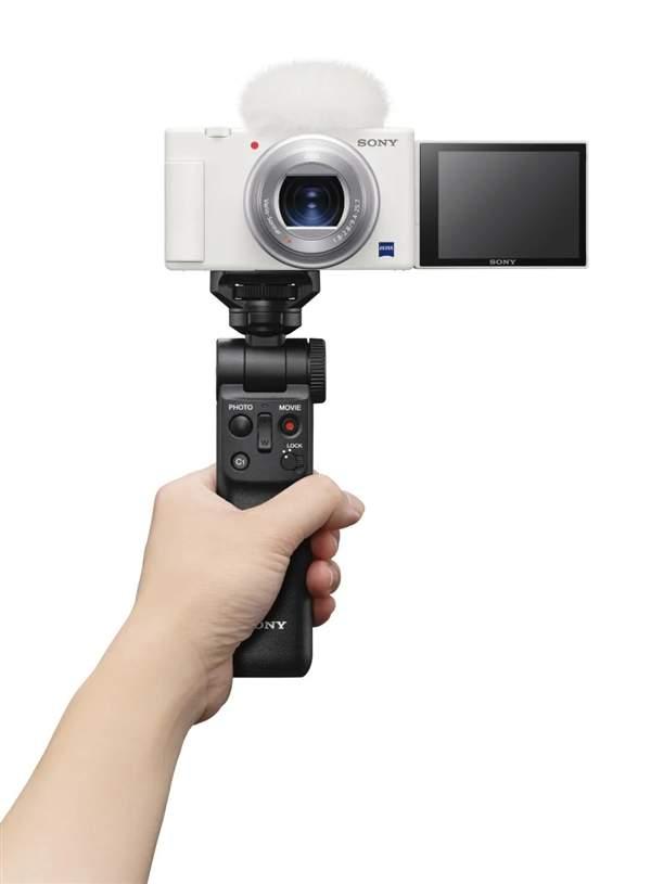 索尼ZV-1白色版已开启预售,起售价4899元