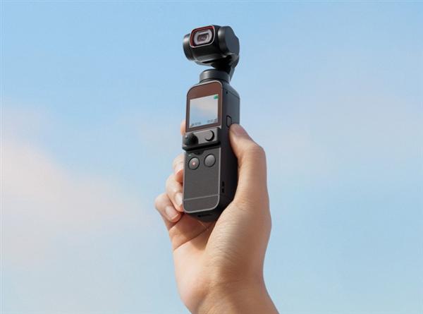 大疆推出Pocket 2:搭载IMX686传感器,起步价2499元
