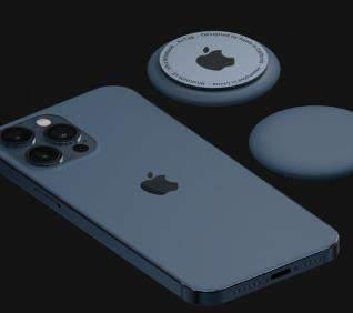 苹果airtag最新消息,或将有两种产品规格