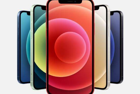 iPhone12支持5G网络更新ios,不一定要wifi了
