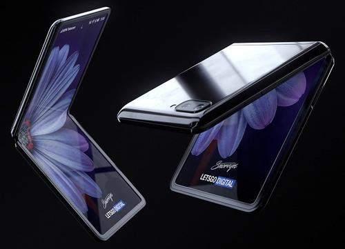 华为新折叠屏手机曝光:和三星Z Flip设计类似