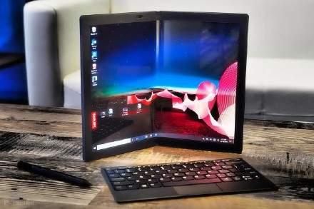 联想ThinkPad X1 Fold正式发布:全球首款折叠屏电脑