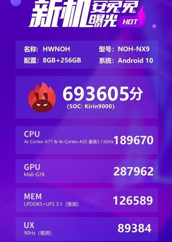 麒麟9000和骁龙865哪个好_处理器跑分对比评测
