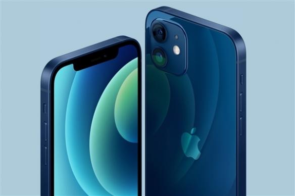 iPhone12一半用户选蓝色,iPhone12蓝色并不是海军蓝!