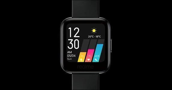 realme Watch S海外版定档:11月2日正式发布