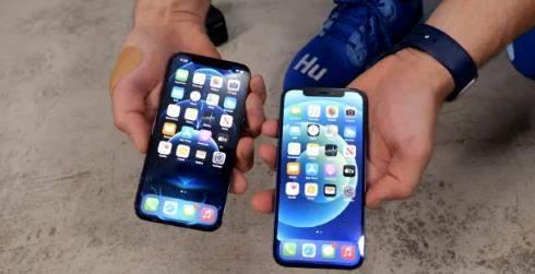 iPhone12手机耐摔吗?iPhone12真机抗摔测试