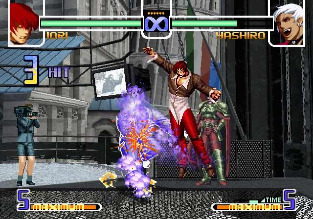 拳皇2002风云再起完全解密版图3