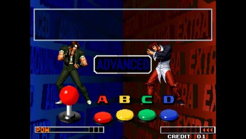 拳皇97超强优化版图2