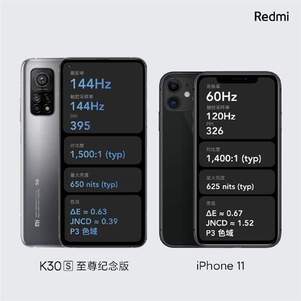 Redmi K30S至尊纪念版发布,5G性价比神机来了!