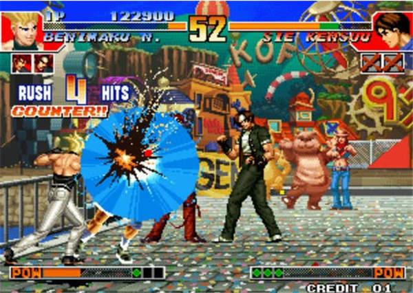 拳皇97超强优化版