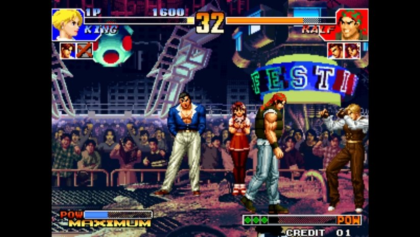 拳皇97风云再起无限气版图2