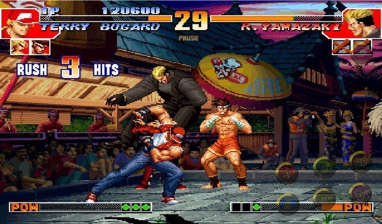 拳皇97超强优化版图1