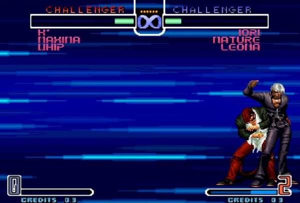 拳皇2002风云再起完全解密版