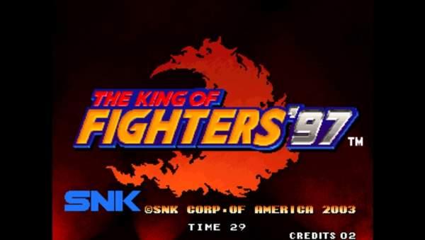 拳皇97风云再起加强版图2
