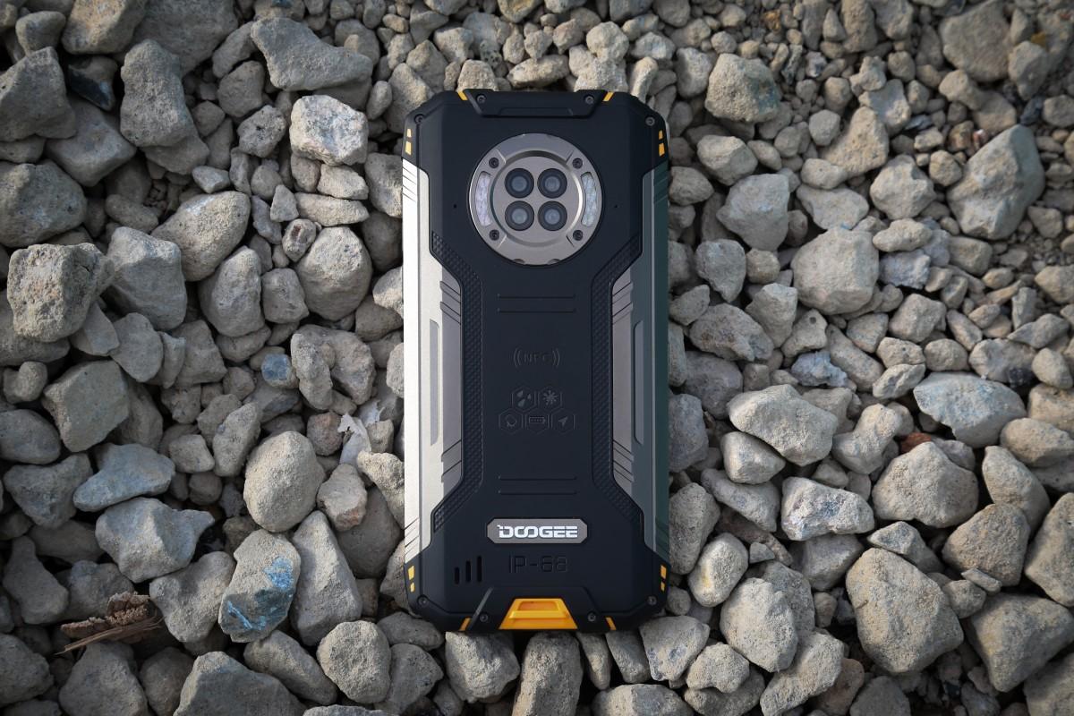 Doogee新机S96 Pro正式上市,内置夜视镜头