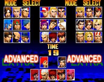 拳皇97风云再起电脑版