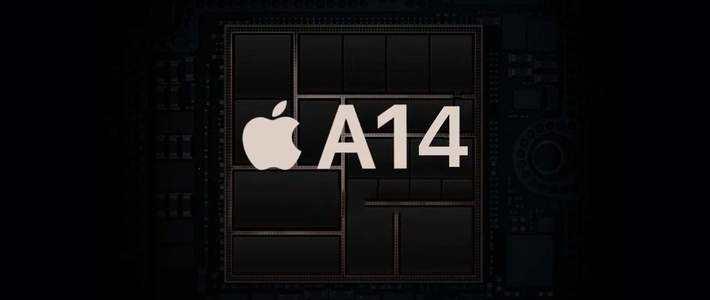 苹果A14处理器跑分出炉,远远领先骁龙865