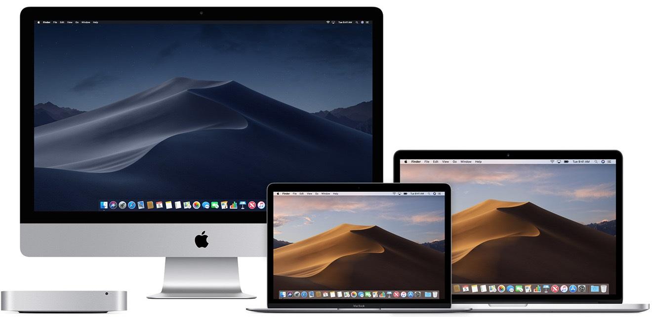 苹果推送macOS Mojave补充更新,修复安全升级引起问题