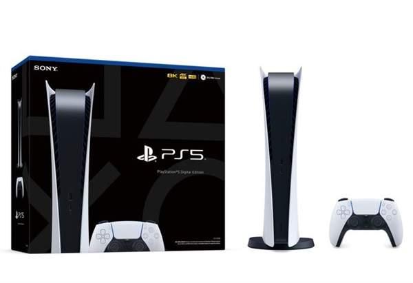 PS5开机启动画面曝光,PS5黑色版手柄疑现身