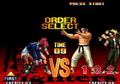 拳皇97风云再起加强第三版图1