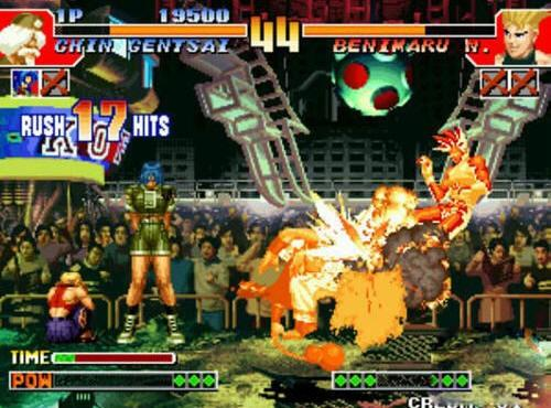 拳皇97风云再起加强第三版图2