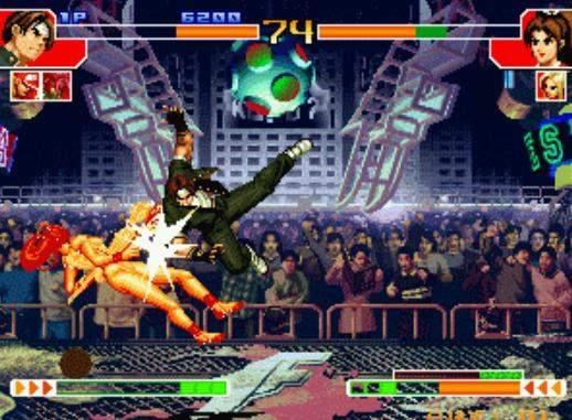 拳皇97风云再起加强第三版