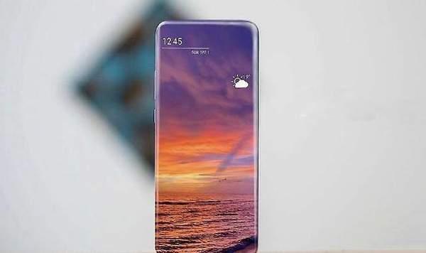 三星Note21概念图曝光,采用屏下摄像头技术