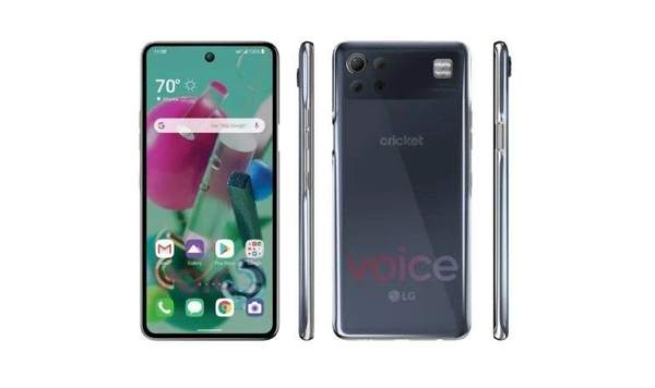 LG最新5G手机K92渲染图曝光,开孔位置让人退却!