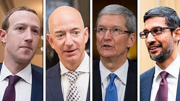 苹果亚马逊被批扼杀竞争和创新,需停止部分业务