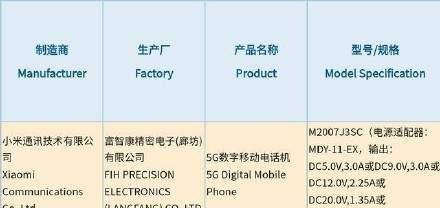 小米10T国行版发布时间确认,Redmi K30系列又迎新机!